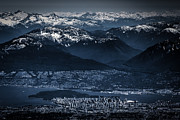 Eti Reid - Downtown Vancouver and...