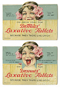 Science Source - Dr Miles Laxative Tablets