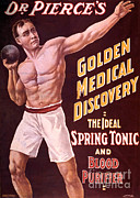 Science Source - Dr Pierces Spring Tonic And Blood