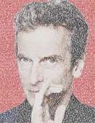 Paul Van Scott - Dr. Who Peter Capaldi...