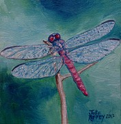 Julie Brugh Riffey - Dragonfly