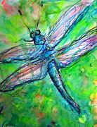 M C Sturman - Dragonfly Spring
