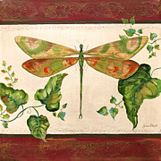 Butterfly Originals - Dragonfly Whimsey by Jean Plout