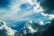 Drama In The Sky Print by Alexander Senin