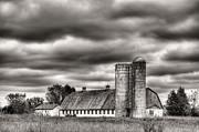 Dramatic Skies  Print by JC Findley