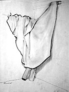 Drapery Originals - Draped Blanket by Mark Lunde