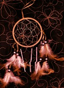 Breeze Mixed Media - Dream Catcher by Anne-Elizabeth Whiteway