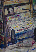 Jukebox Paintings - Dream Weaver #2 by Avonelle Kelsey