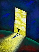 Dreamer Print by Leon Zernitsky