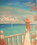 Relaxing Pastels - Dreamer by The Beach  Dreamer