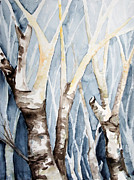 Barbara Pommerenke - Dreaming Birch Trees