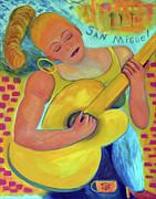 Karen Francis - Dreaming of San Miguel