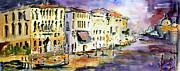 Ginette Fine Art LLC Ginette Callaway - Dreaming of Venice Canale Grande