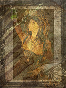 Old Map Digital Art - Dreams of Absinthe - Steampunk by Absinthe Art By Michelle LeAnn Scott