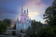 Disney Photographs Prints - Dreams of Royalty Print by Ryan Crane