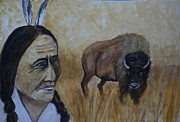 Sitting Bull Originals - Dreams with Sitting Bull by Linda Waidelich