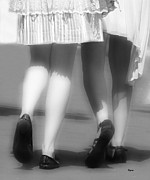 Street Photography Digital Art - Dress Whites by Steven  Digman