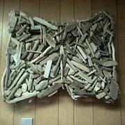 Trending Drawings - Driftwood abstract by Jonathon Hansen