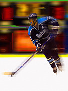 Athletic Digital Art - Drive by Brian Enright