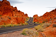 Les Palenik - Driving in Valley Of Fire
