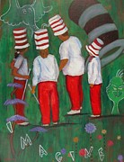 Sandra Jones - Dr.Seuss Day
