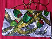 Clutch Bag Originals - Drunken Olives by Sherry Harradence