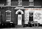 London - England Photos - Dry Cleaners by Mark Rogan