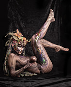 Body Art - Dryad II by David April