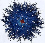 Dual Citizenship 1 Print by First Star Art