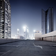 Architektur Metal Prints - Dubai 0002 Metal Print by Steffen Schnur