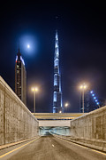 Architektur Metal Prints - Dubai 9413 Metal Print by Steffen Schnur