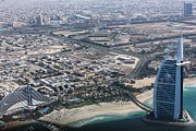 Roberto Galli della Loggia - DUBAI from the helicopter