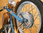 Spokes Originals - Ducati Big Wheel by Guenevere Schwien