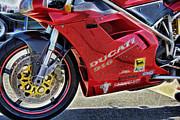 Cheryl Young - Ducati