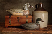 Vicki McLead - Duck Decoys