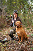 Suzi Nelson - Duck Hunter
