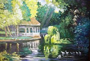 Paul Weerasekera - Duck Pond Stephens Green...