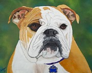 Debbie LaFrance - Duke English Bulldog