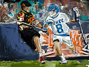 Scott Melby - Duke Lacrosse