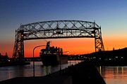 Duluth Art - Duluth Bridge by Lori Tordsen