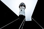 Duluth Art - Duluth Lighthouse by Mark Goodman