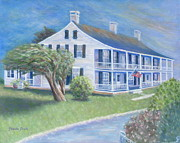 Pamela Poole - Duncan House in Beaufort...