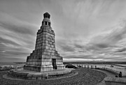 Scottish Originals - Dundee Law War Memorial by Buster Brown