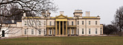 Dundurn Castle Photos - Dundurn Castle Under Winter Skies by Barbara McMahon