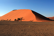 Red Giant Photos - Dune 45 Namibia by Aidan Moran