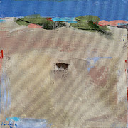 Cape Cod Paintings - Dune Privacy by Jacquie Gouveia