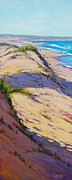 Sand Dunes Paintings - Dune Scape by Graham Gercken