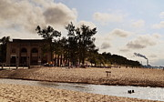 Indiana Dunes Photos - Dunes Industrial and Historical by Amy Lucid