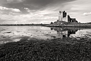 Ireland Photos - Dunguaire Castle Ireland  by Pierre Leclerc