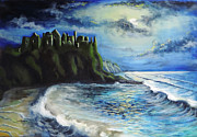 Barry Williamson - Dunluce Castle in the...